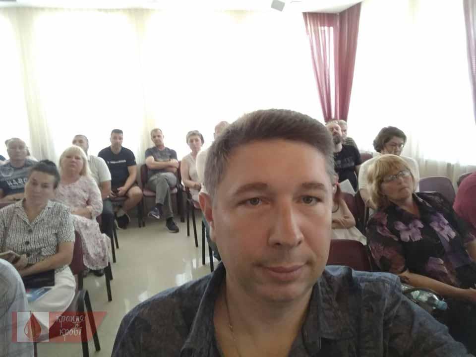 Фотозвіт зі школи пацієнтів у Черкасах 2019